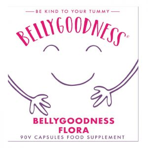 Bellygoodness Flora – 90 Capsules