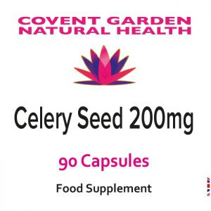 Celery Seed – 90 Capsules
