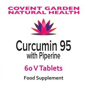 Curcumin 95 – 60 Tablets