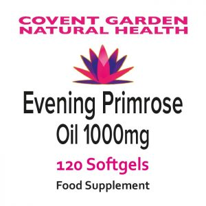 Evening Primrose – 120 Softgels