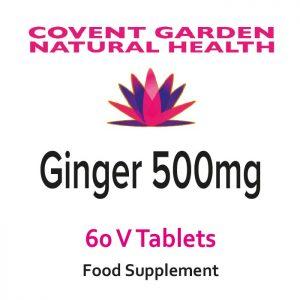 Ginger – 60 Tablets