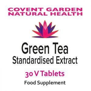 Green Tea – 30 Tablets