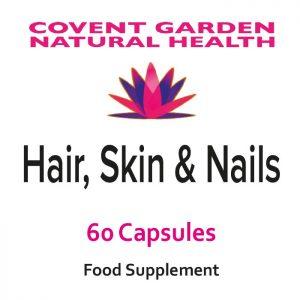 Hair, Skin & Nails – 60 Capsules